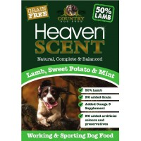 Lamb, Sweet Potato & Mint Working Dog Food