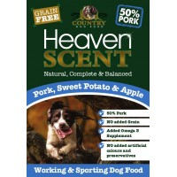 Pork, Sweet Potato & Apple Working Dog Food
