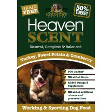Turkey, Sweet Potato & Cranberry Working Dog Food